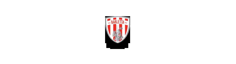 MERCHANDISING UFFICIALE MAGLIETTE KIT DA GIOCO UFFICIALI CALCIO BARLETTA