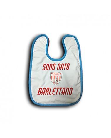 BAVETTA UFFICIALE SONO NATO BARLETTANO - BARLETTA