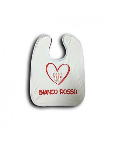 BAVETTA UFFICIALE BIANCO ROSSO - BARLETTA