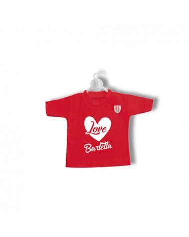MINI T- SHIRT LOVE BARLETTA - BARLETTA